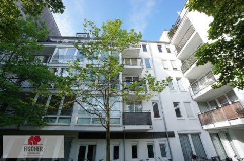 Maxvorstadt – grüne, ruhige Innenhoflage – VERKAUFT, 80335 München, Apartment