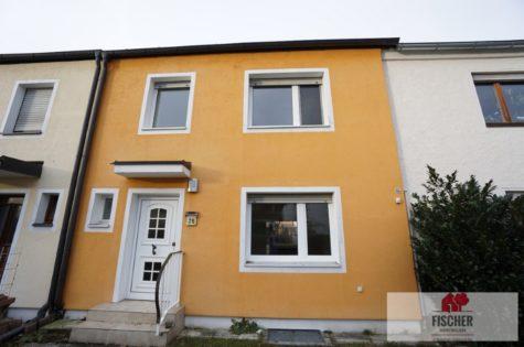 VERKAUFT – Großzügiges Reihenhaus in grüner Lage von München-Untermenzing, 80997 München, Reihenmittelhaus