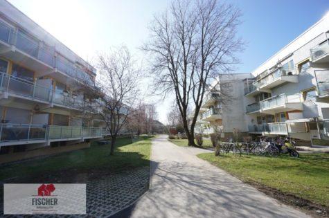 VERKAUFT – 3-Zi.-Johanneskirchen, hell und praktisch, gut vermietet, 81929 München, Etagenwohnung