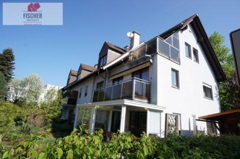 VERKAUFT – Toll renovierte 2-Zi. in Obermenzing mit kleiner Dachterrasse, 81245 München, Dachgeschosswohnung