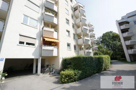VERKAUFT: Erbpacht: Vermietete Gartenwohnung am Westpark, 81373 München, Erdgeschosswohnung