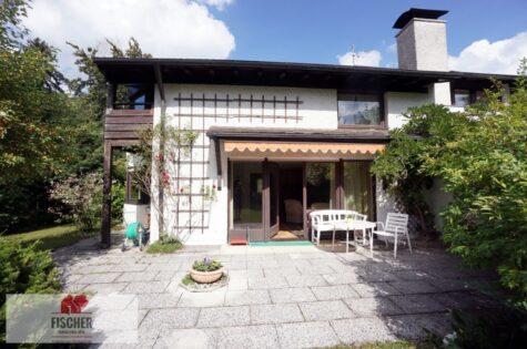VERKAUFT – DHH auf 657 m² Südwestgrund, 82166 Gräfelfing, Doppelhaushälfte
