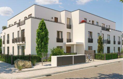 VERMIETET – Hochwertige 3-Zimmer-Gartenwohnung zum Erstbezug in Obermenzing, 81245 München, Terrassenwohnung