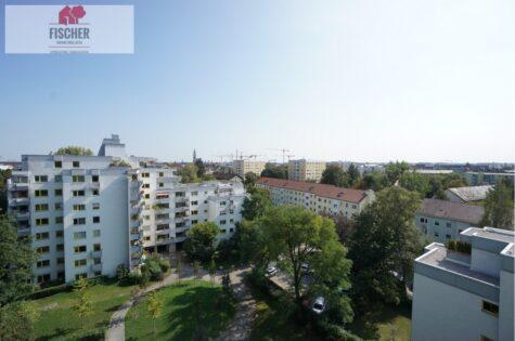VERKAUFT: ERBPACHT – Appartement mit Ausblick am Westpark, 81373 München, Etagenwohnung