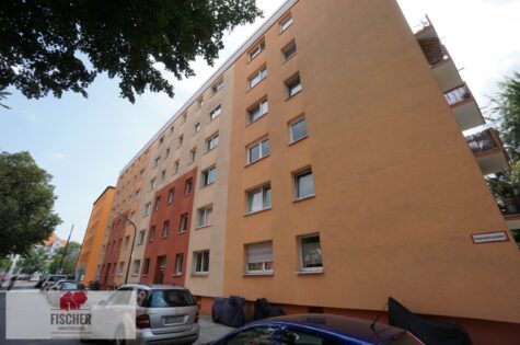 Haidhausen – Gaisbergstr., perfekte Erbpacht-Wohnung mit S-Balkon – VERKAUFT, 81675 München, Etagenwohnung