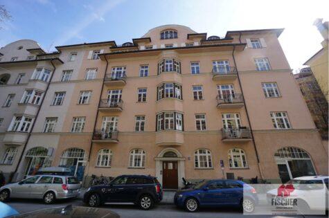 VERKAUFT – Altbau Preysingstraße, stark renovierungsbedürftig, 81667 München, Etagenwohnung