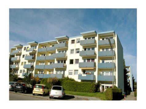 Helle 2-Zimmer Wohnung in Germering mit Südbalkon  und Ausblick, in Erbpacht – VERKAUFT, 82110 Germering, Etagenwohnung