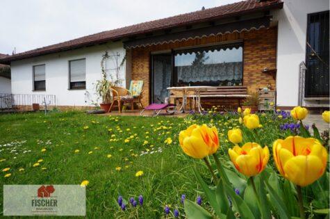 VERKAUFT – Bungalow mit Erweiterungspotenzial in ruhiger Lage in Ismaning, 85737 Ismaning, Bungalow