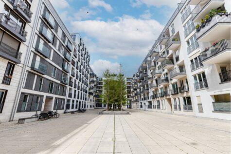 VERKAUFT – Maxvorstadt Bj. 2012 in ruhiger Innenhoflage, 80335 München, Etagenwohnung
